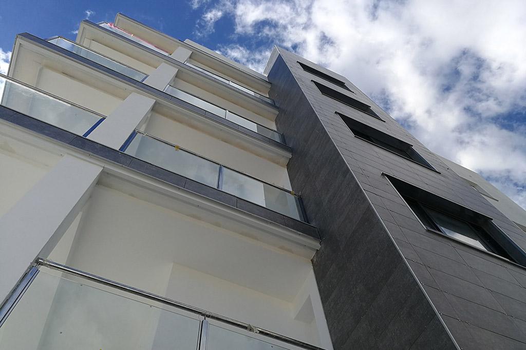 rehabilitacion de edificio residencial